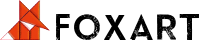 FoxArt logo